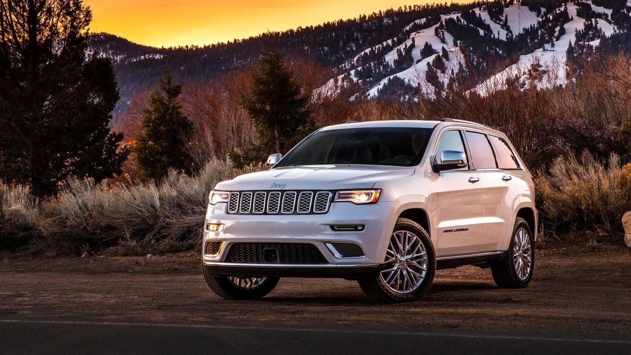 2018 Jeep Grand Cherokee Suv Pricing For Sale Edmunds With 2018