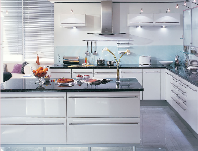 stylish kitchens google search extension modern kitchen rh pinterest co uk