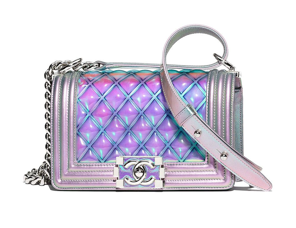 f468c3cfe207 ICYMI: I've Become Entirely Re-Obsessed with the Chanel Boy Bag #wysluxury