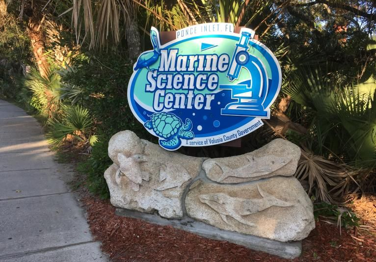 Marine Science Center Ponce Inlet, FL 32127 in 2020