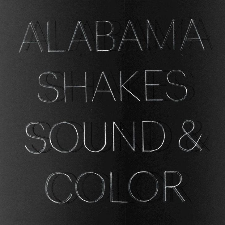 Sound Color By Alabama Shakes Alabama Top 50 Albums Album