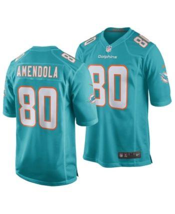 new style 767e5 85241 Nike Men's Danny Amendola Miami Dolphins Game Jersey - Green ...