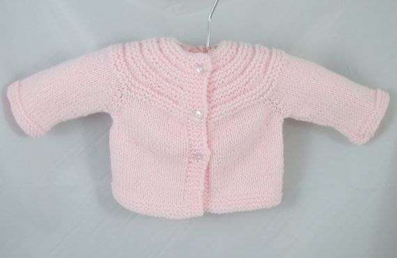 Hey, I found this really awesome Etsy listing at https://www.etsy.com/ca/listing/225537961/pink-baby-sweater