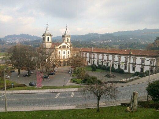 Mosteiro de S.Bento, Santo Tirso, Porto, Portugal