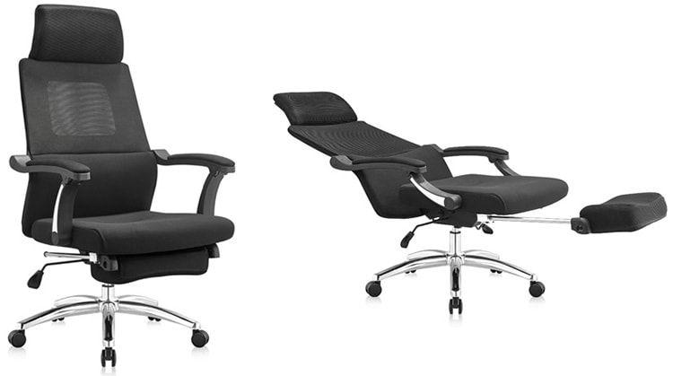 Ghế văn phòng chống đau lưng có thể giúp bạn có những giây ...