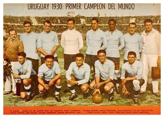 campeon uruguay 1930