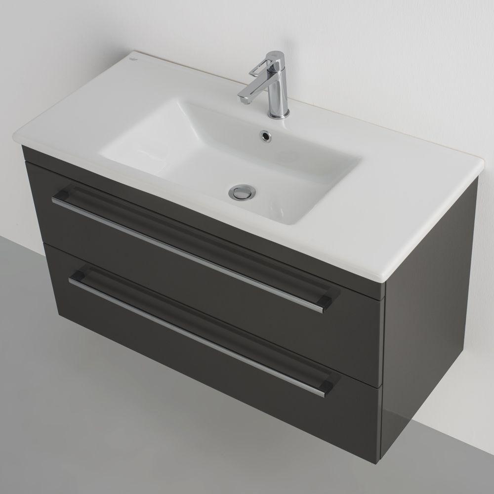 Megabad Fara 2 0 Waschtisch 100 X 46 X 4 6 Cm Mbwtar100 Megabad Waschtisch Bad Wasche
