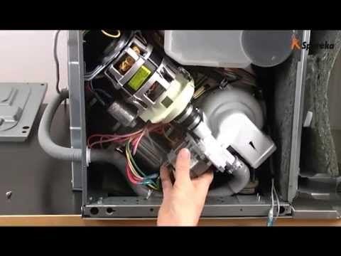 tester pompe de vidange lave-vaisselle - youtube | vidéo