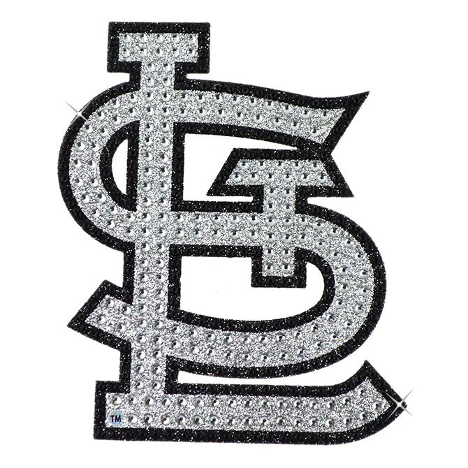 St. Louis Cardinals Bling Auto Emblem