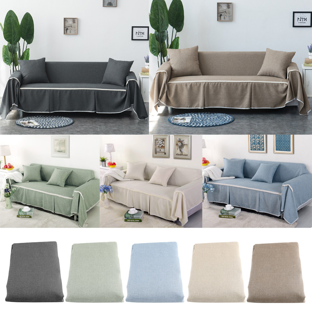 Free 2 Day Shipping Buy Walfront Couch Cover Slipcover Comfortable Sofa Couch Cover Chair Throw Mat Furniture In 2020 Couch Covers Slipcovers Couch Covers Sofa Covers