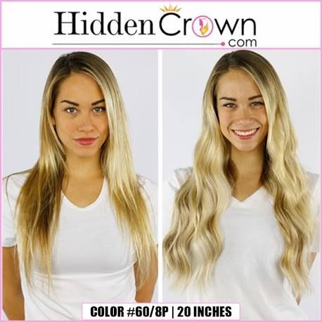 how to add volume to crown of hair