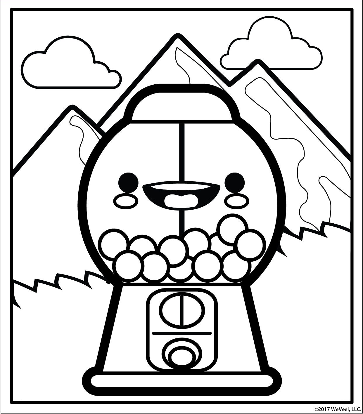 Free Printable Coloring Pages At Scentos Com Cute Girl Coloring Pages To Download And Print Free Kids Coloring Pages Emoji Coloring Pages Candy Coloring Pages
