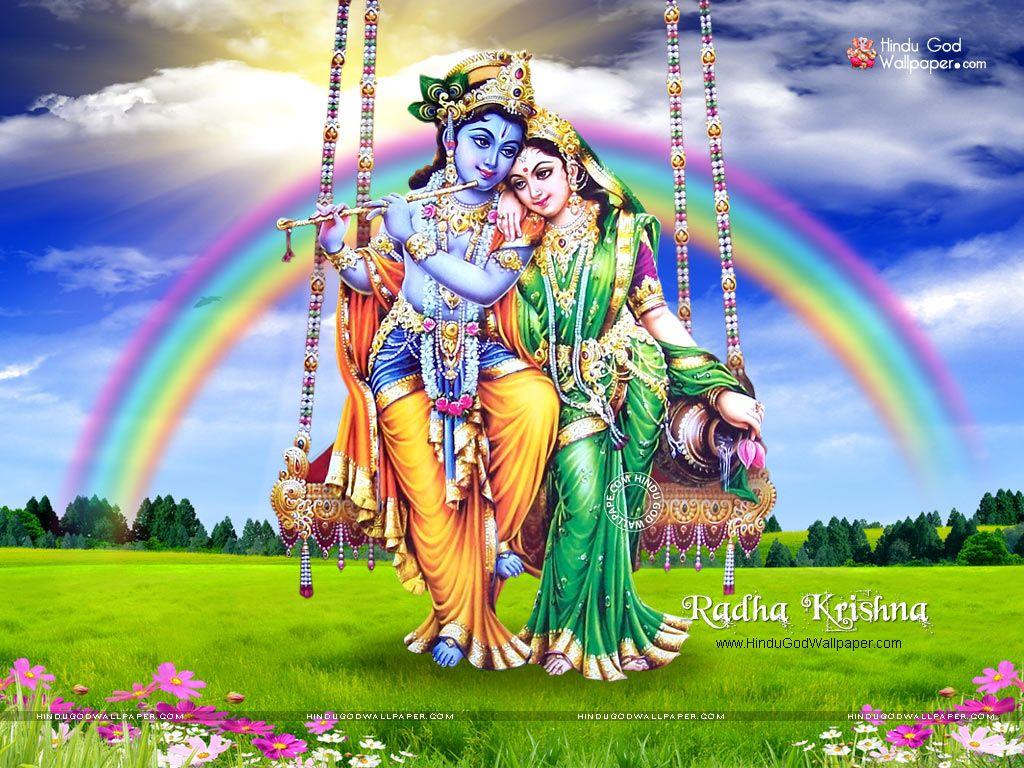 Radha Krishna Jhula Wallpaper Radha Krishna Love Krishna Love Krishna Pictures