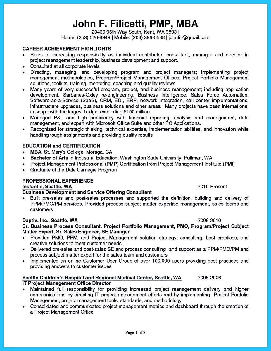 Mba Resume Template Awesome Cool Information And Facts For Your Best Call Center