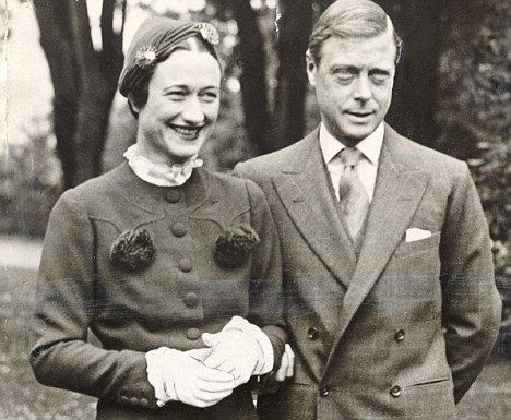 Bildresultat för george vi wallis simpson