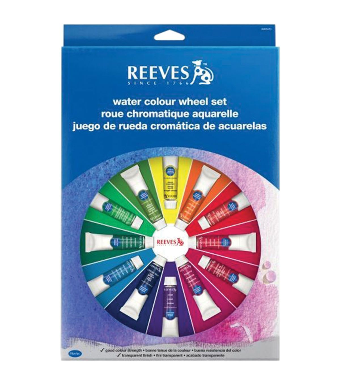 Reeves Watercolor Wheel Set Watercolour Painting Watercolor