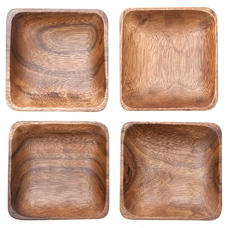 Porch · Set of 4 square wood plates. & Set of 4 square wood plates. Product: Set of 4 platesConstruction ...