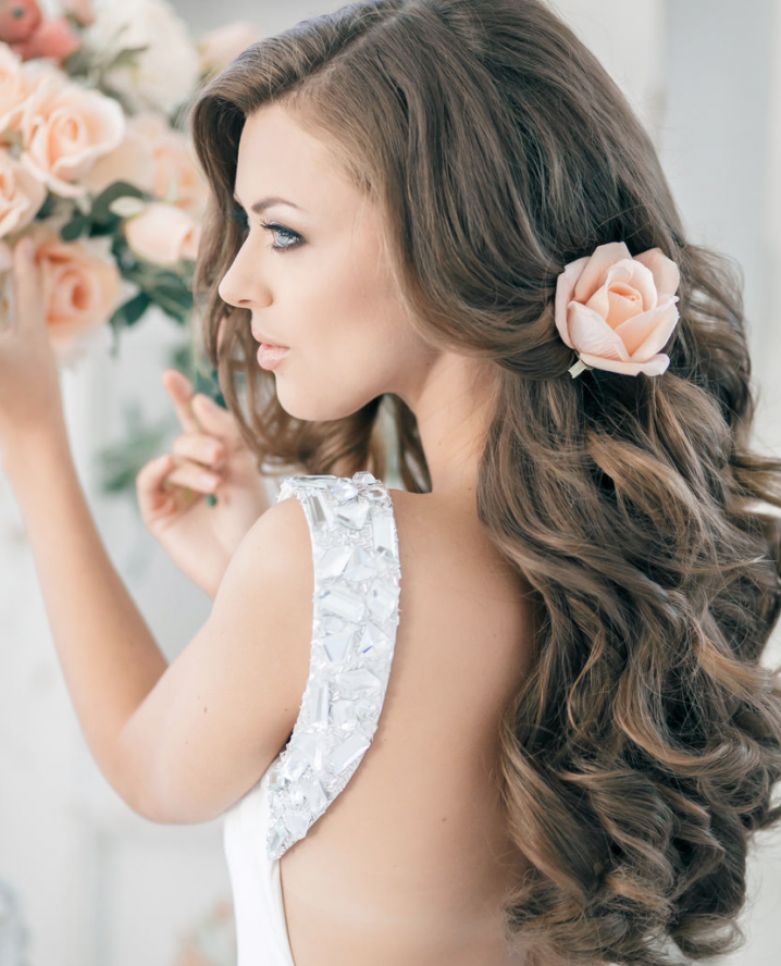 21 Wedding Hairstyles For Long Hair More Hair Styles Long Hair Styles Wedding Hairstyles For Long Hair