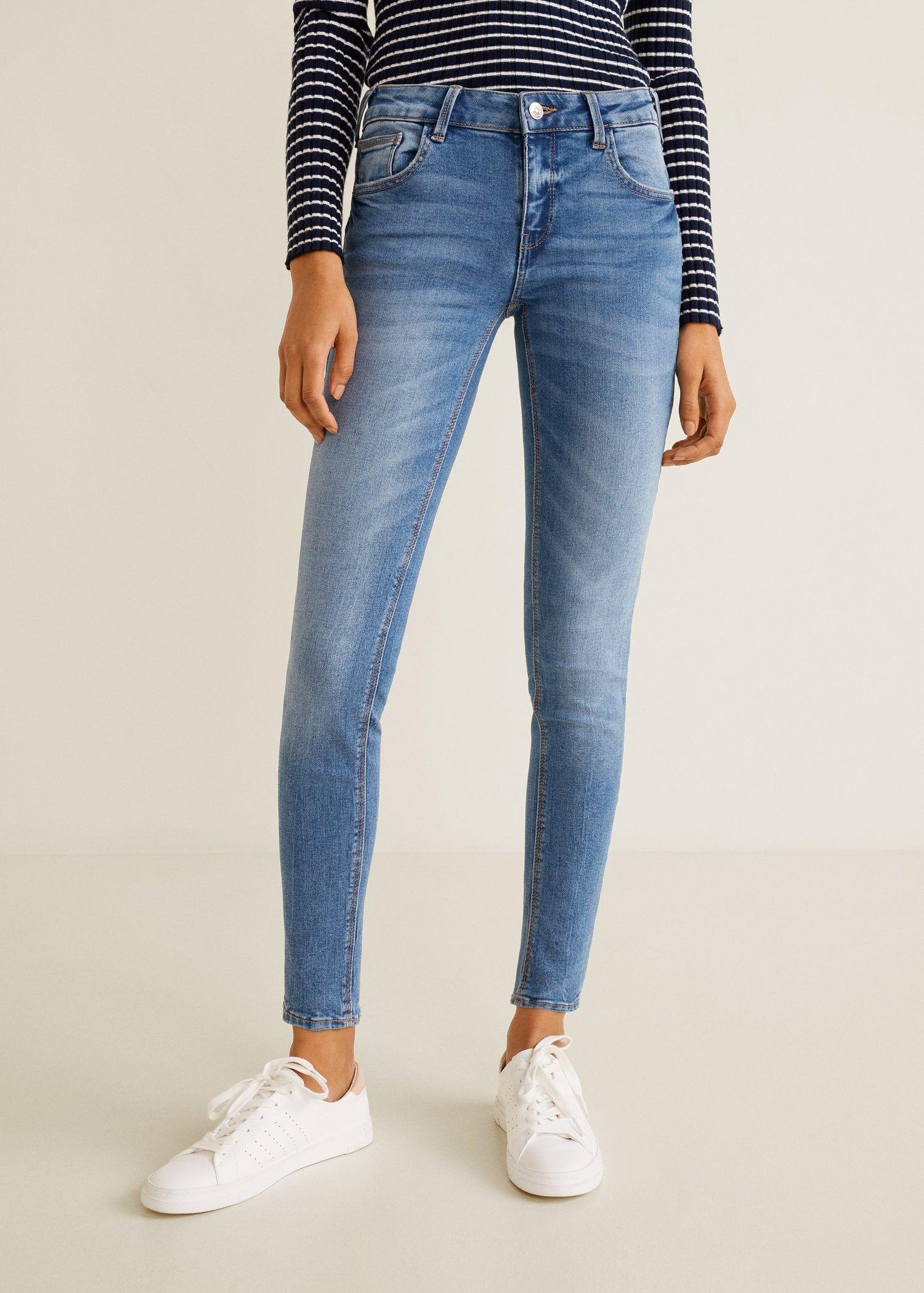 7b8821271 Jeans skinny push-up kim - Vaqueros de Mujer en 2019 | Pantalones ...