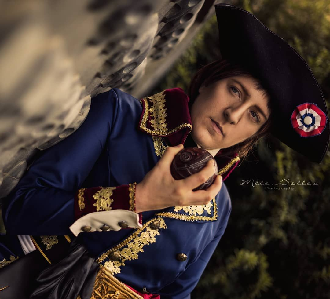 Napoleon Bonaparte Assassin S Creed Unity Photographer