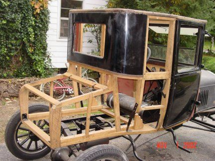 Ford Model T Wood Body Plans Car Model Model T Ford