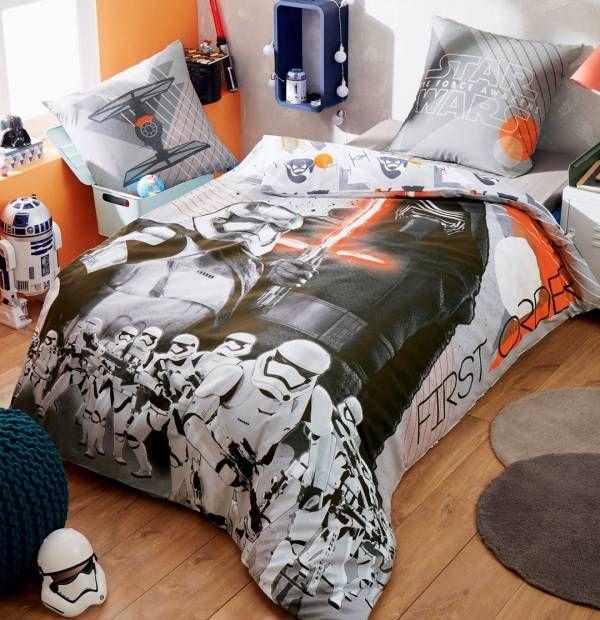 Linge De Lit Enfant Star Wars Chambre Star Wars Enfant Deco Chambre Et Lit Enfant
