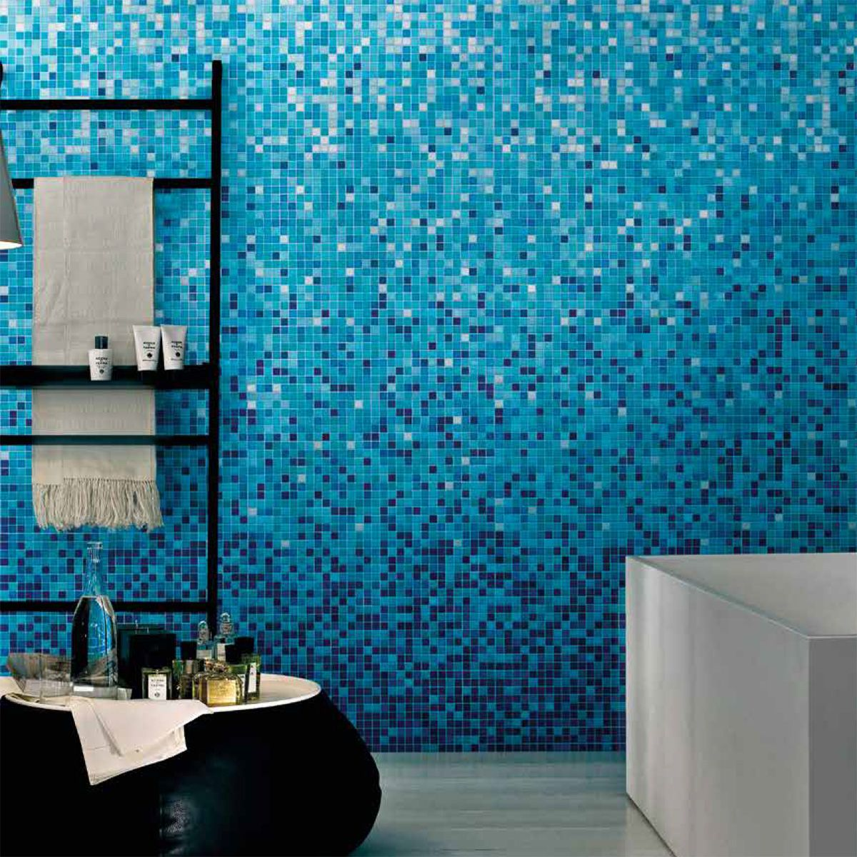 mosaic tile bathroom amazing green within tiles ideas for small ...