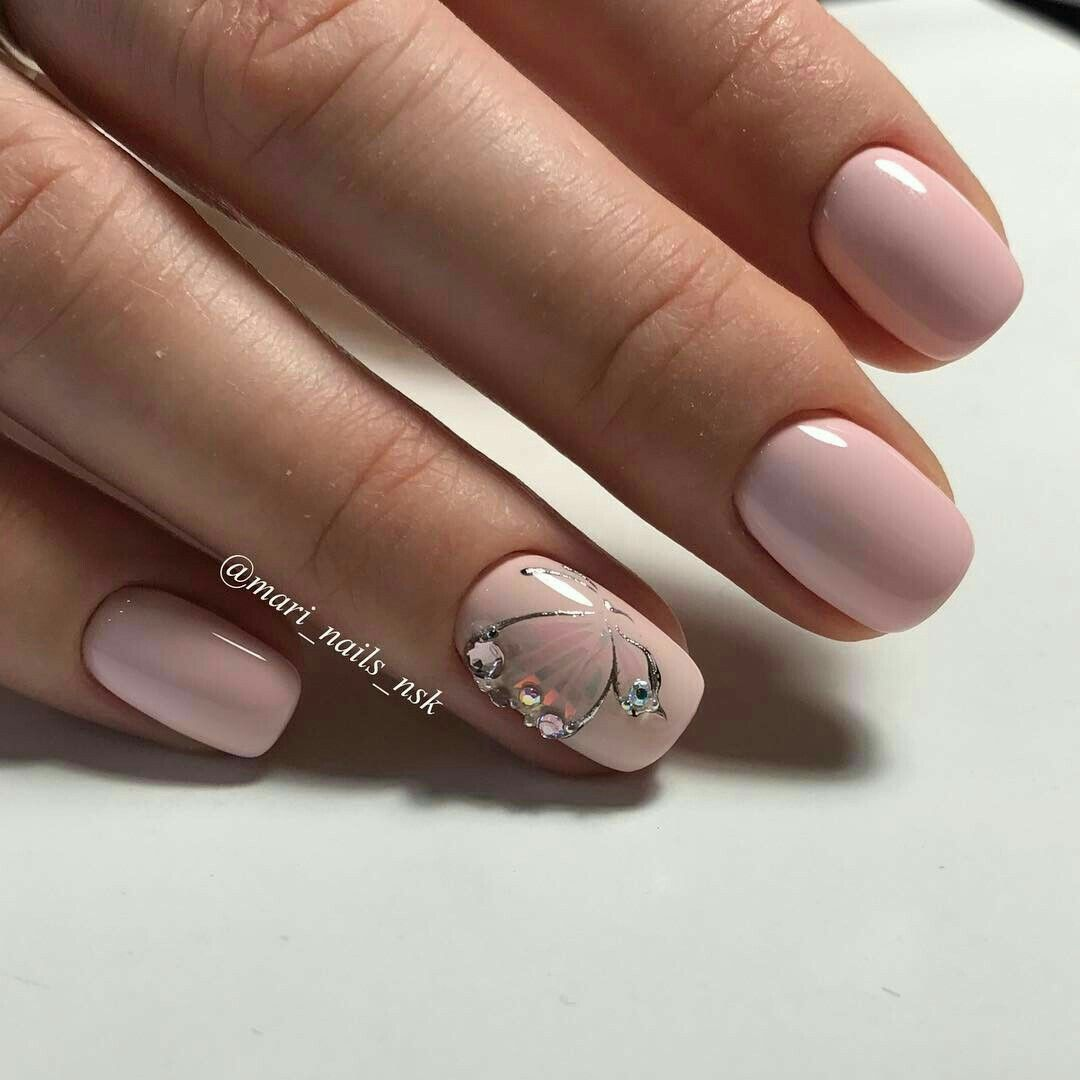 100 awesome lovely butterfly nail art ideas design | nailed it