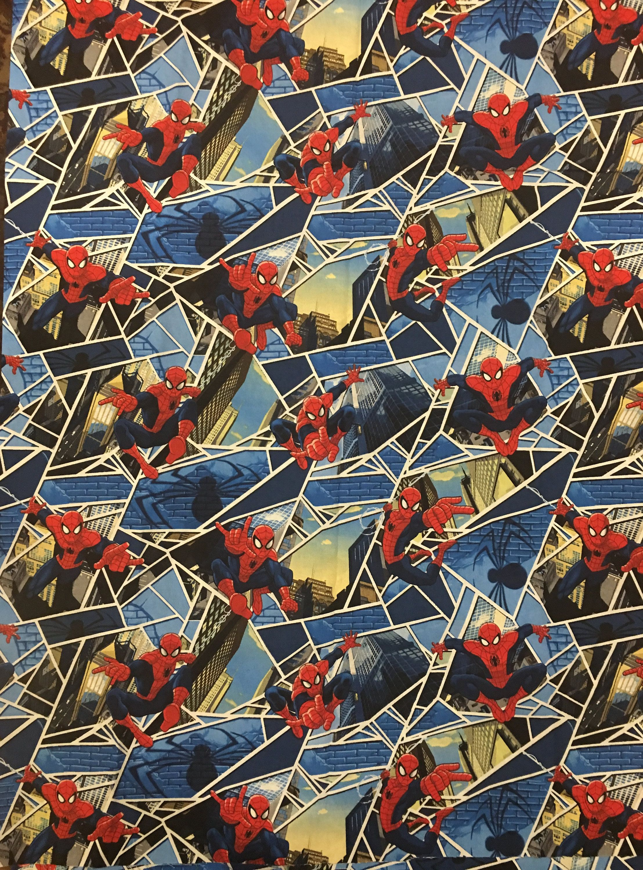 4 Sheets Black//Silver Batman DC Comics Scrapbook Papers