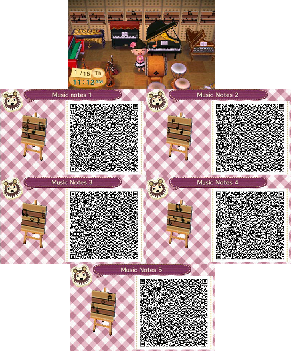 ACNL Wallpaper QR Codes wallpapers 2020 Acnl qr codes