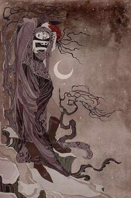 aabf09ff8adcb Kate Bayley Winter Moon, Caricatures, Book Illustration, Vampire  Illustration, Fantastic Art,