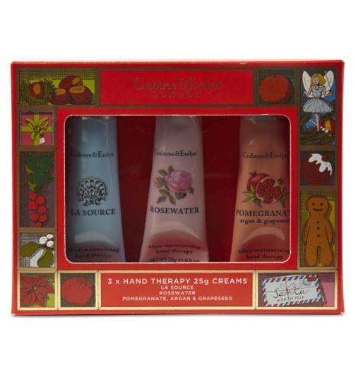Crabtree And Evelyn Hand Care Box Boots Hand Care Care Box