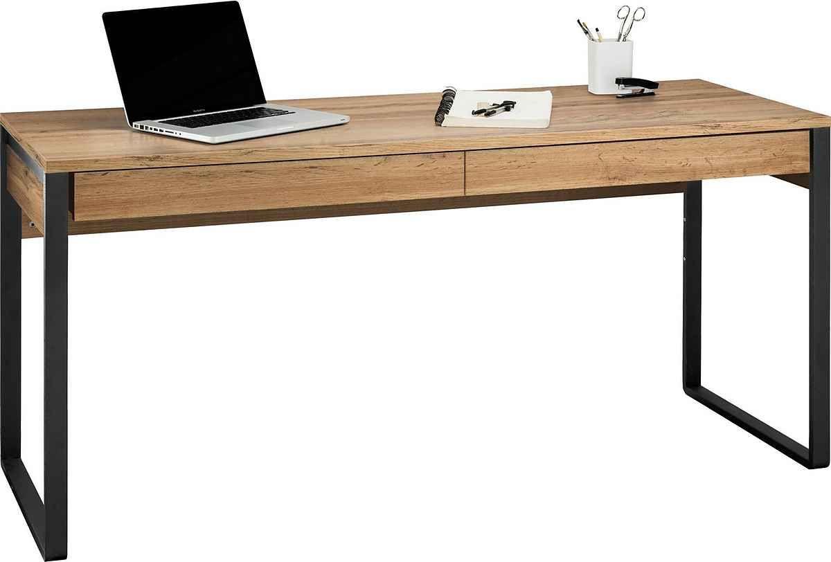 Places Of Style Schreibtisch Moid Breite 160 Cm Otto Schreibtisch Tisch Schreibtisch Eiche