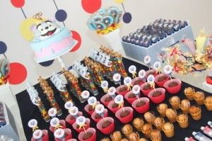 Tom Jerry Party Sweets tom y jerry Pinterest Party sweets