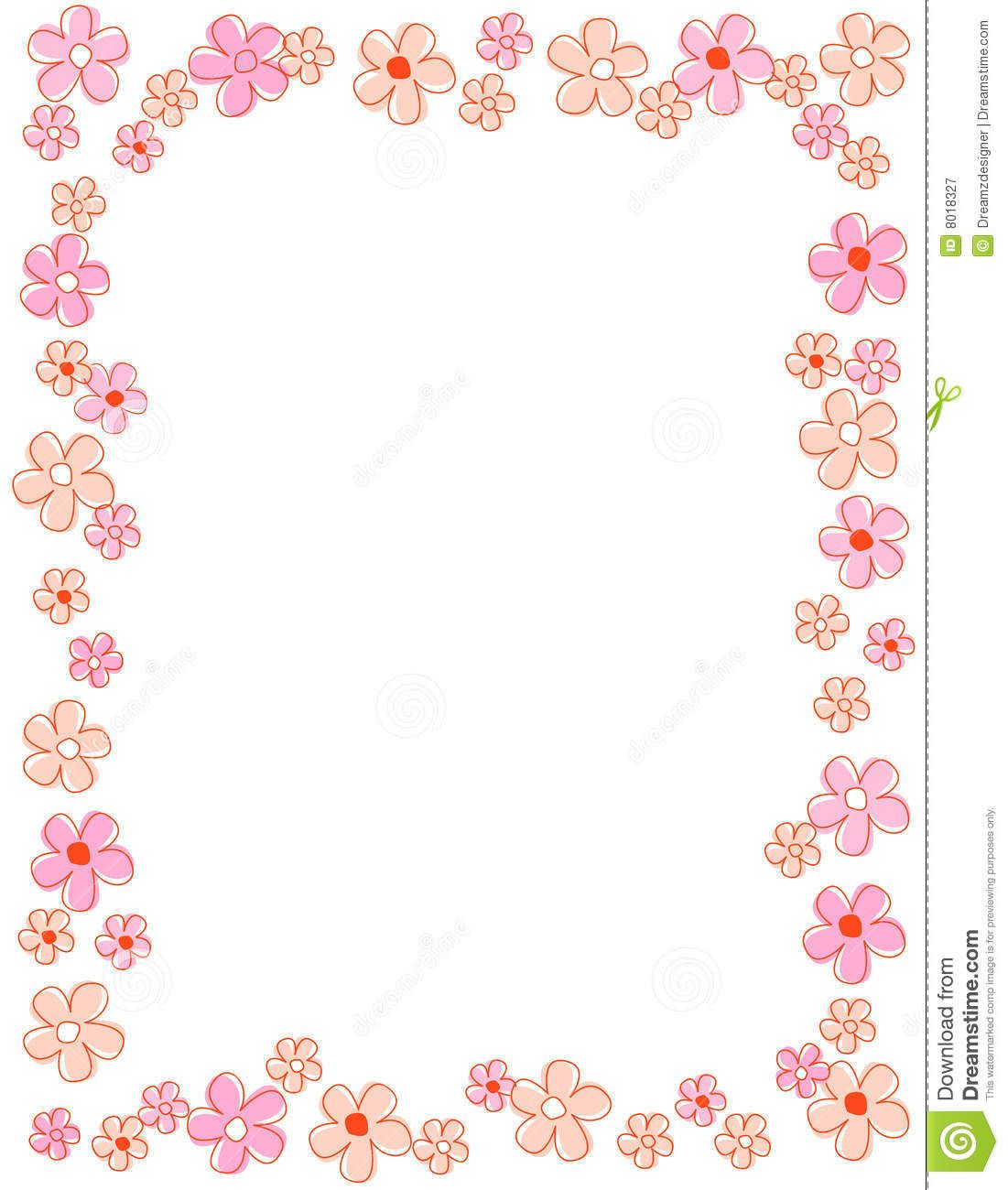 floral-border-frame-8018327.jpg (1101×1300) | Frames