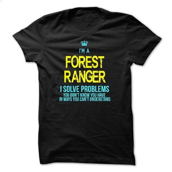 I am a FOREST RANGER - #tee party #sweatshirt ideas. SIMILAR ITEMS => https://www.sunfrog.com/LifeStyle/I-am-a-FOREST-RANGER-28727535-Guys.html?68278
