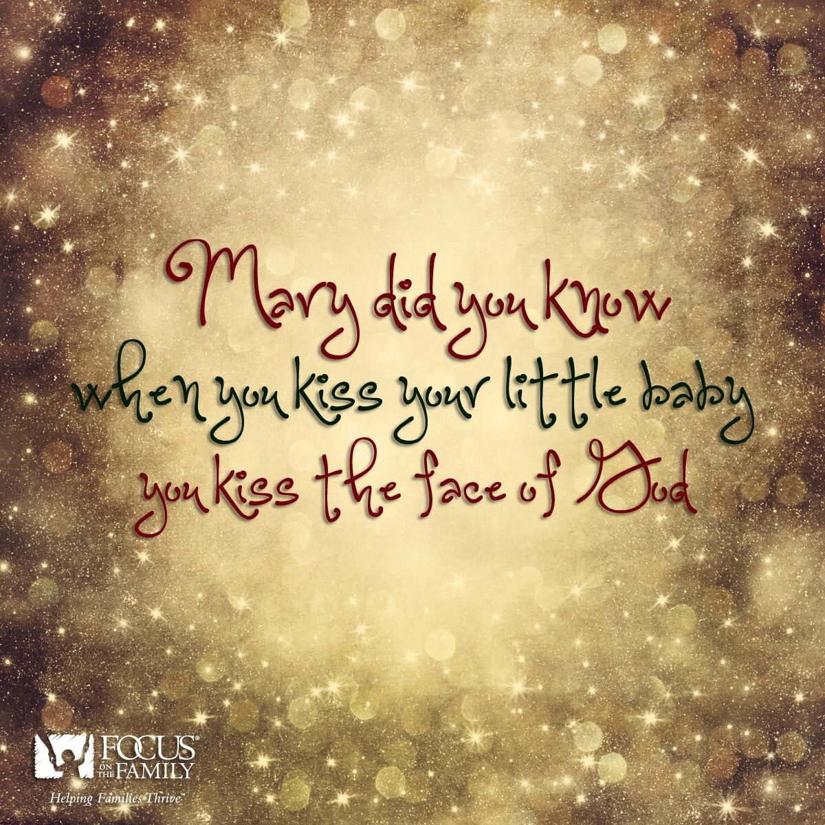 mary did you know more - Mary Did You Know Christmas Song