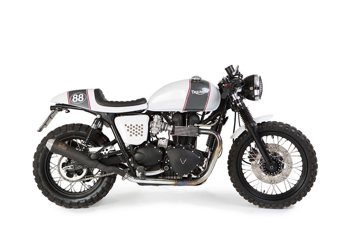 Alfa88 - Tamarit Motorcycles