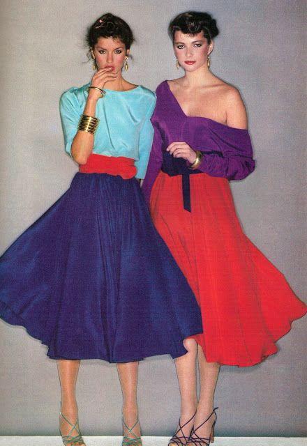 Vogue UK, 1979.