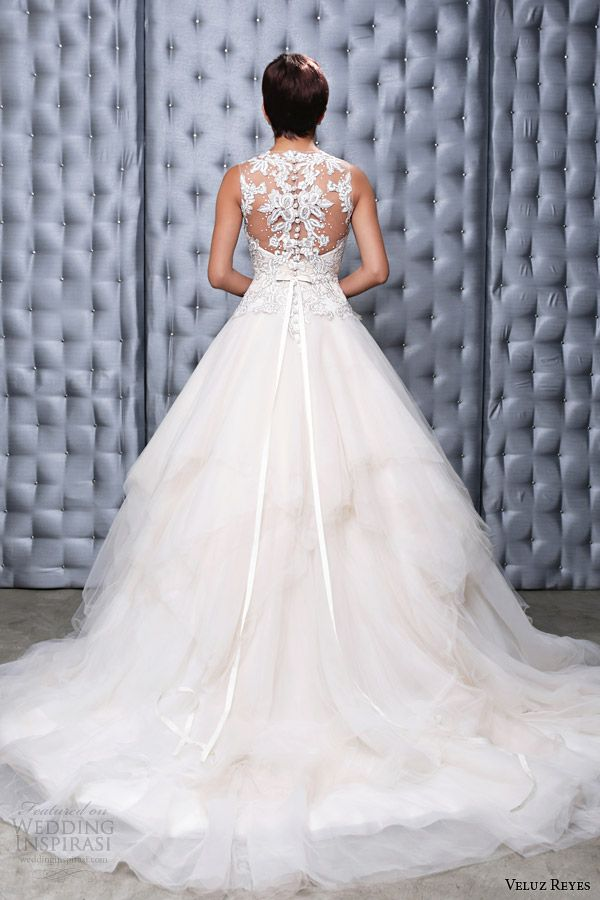 Veluz Reyes 2014 Ready-to-Wear Bridal Collection | Pinterest ...