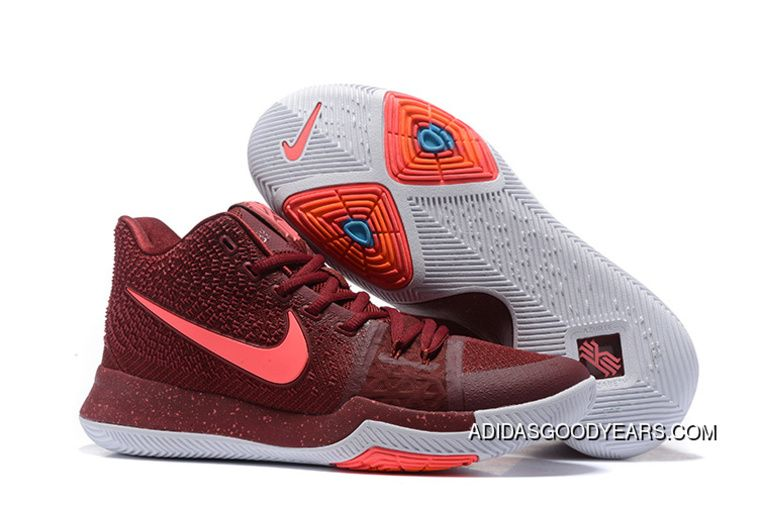 a0bc1ca56871 Latest Nike Kyrie 3 Hot Punch