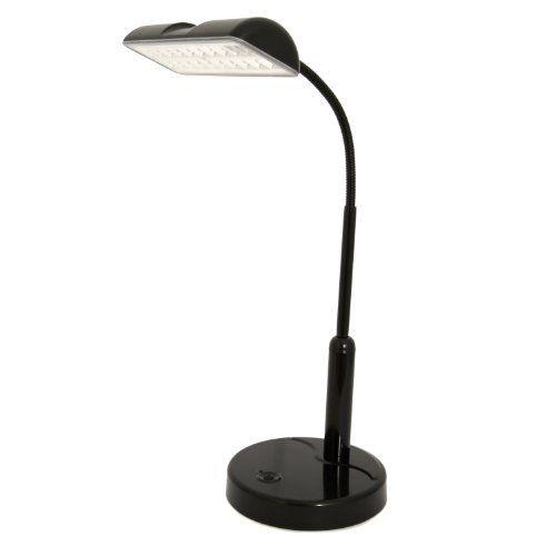 Light Accents Battery Powered Desk Lamp LED Desk Lamps