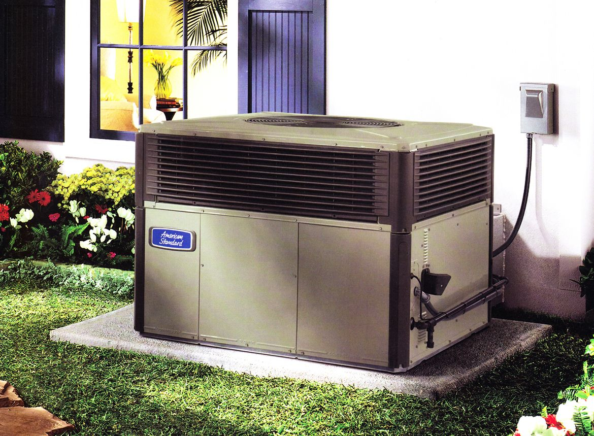 Heat pump repair, Central air conditioning