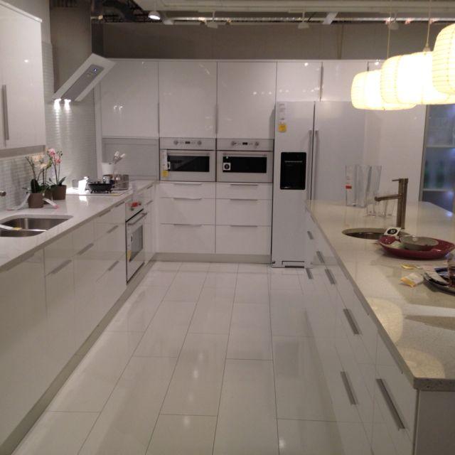 Ikea Kitchen Galley: Ikea Kitchen, Kitchen