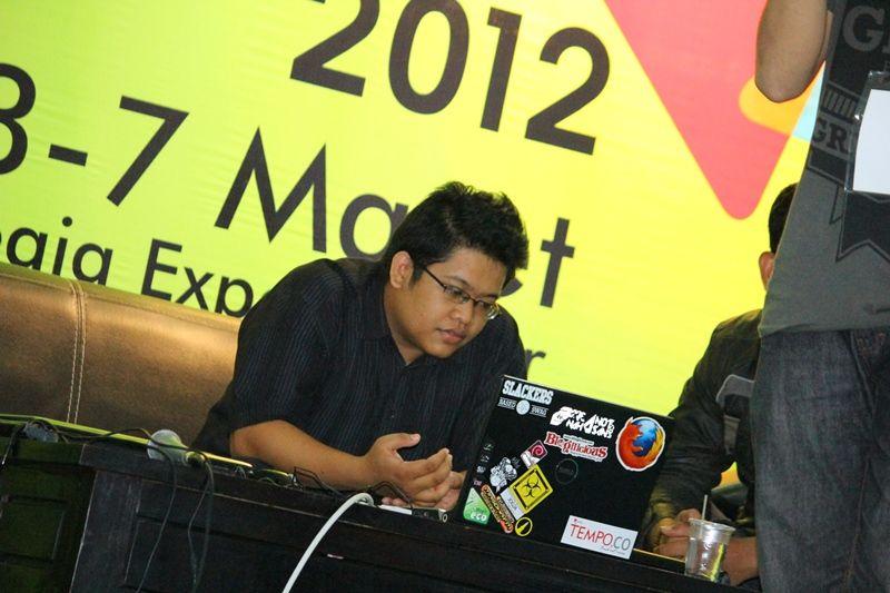 @tomipurba Mantan Ketua Komunitas Blogger Djogja