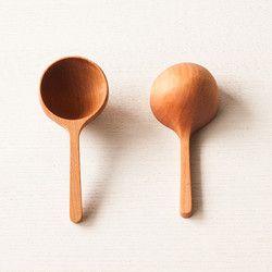 木のコーヒーメジャースプーンs スプーン コーヒー 木