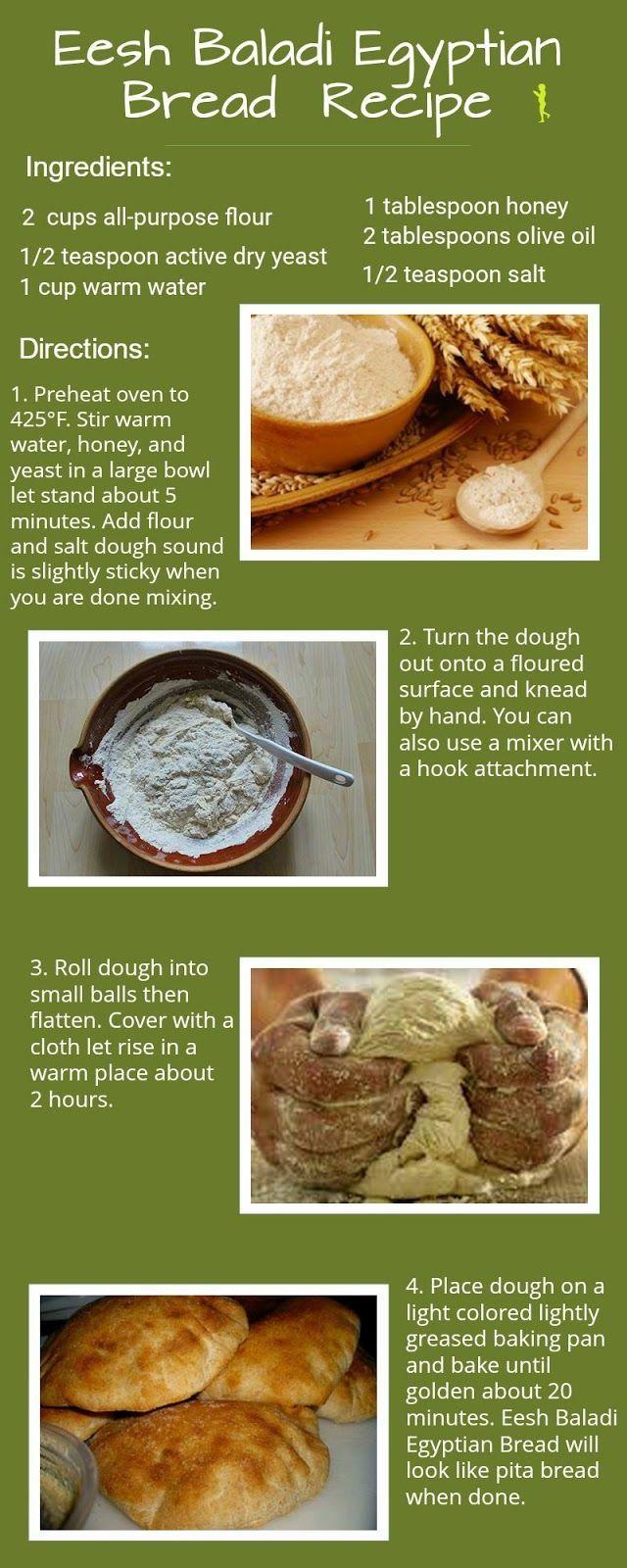 Simple eesh baladi egyptian bread recipe directions egyptian simple eesh baladi egyptian bread recipe directions forumfinder Images