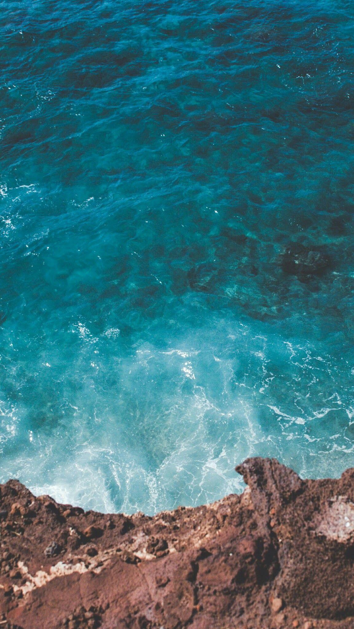 Sea 4K Wallpaper 42 Iphone wallpaper earth, Ocean