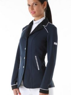 Animo Lisa show jacket. Love the piping!