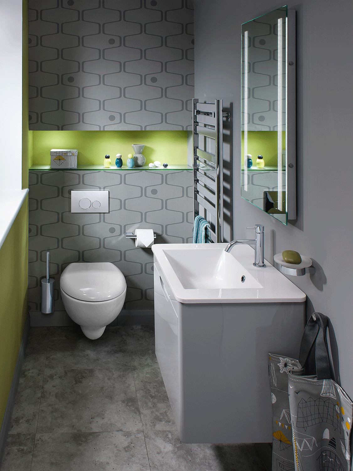 BATHLINE Bathroom Cloakroom Design | Bathrooms Northern ...